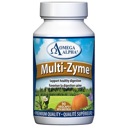Multi zyme for sour stomach